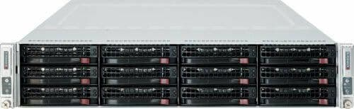Supermicro SuperServer 6028TP-DNCR 2-Node Server X10DRT-P CTO No CPU No Memory